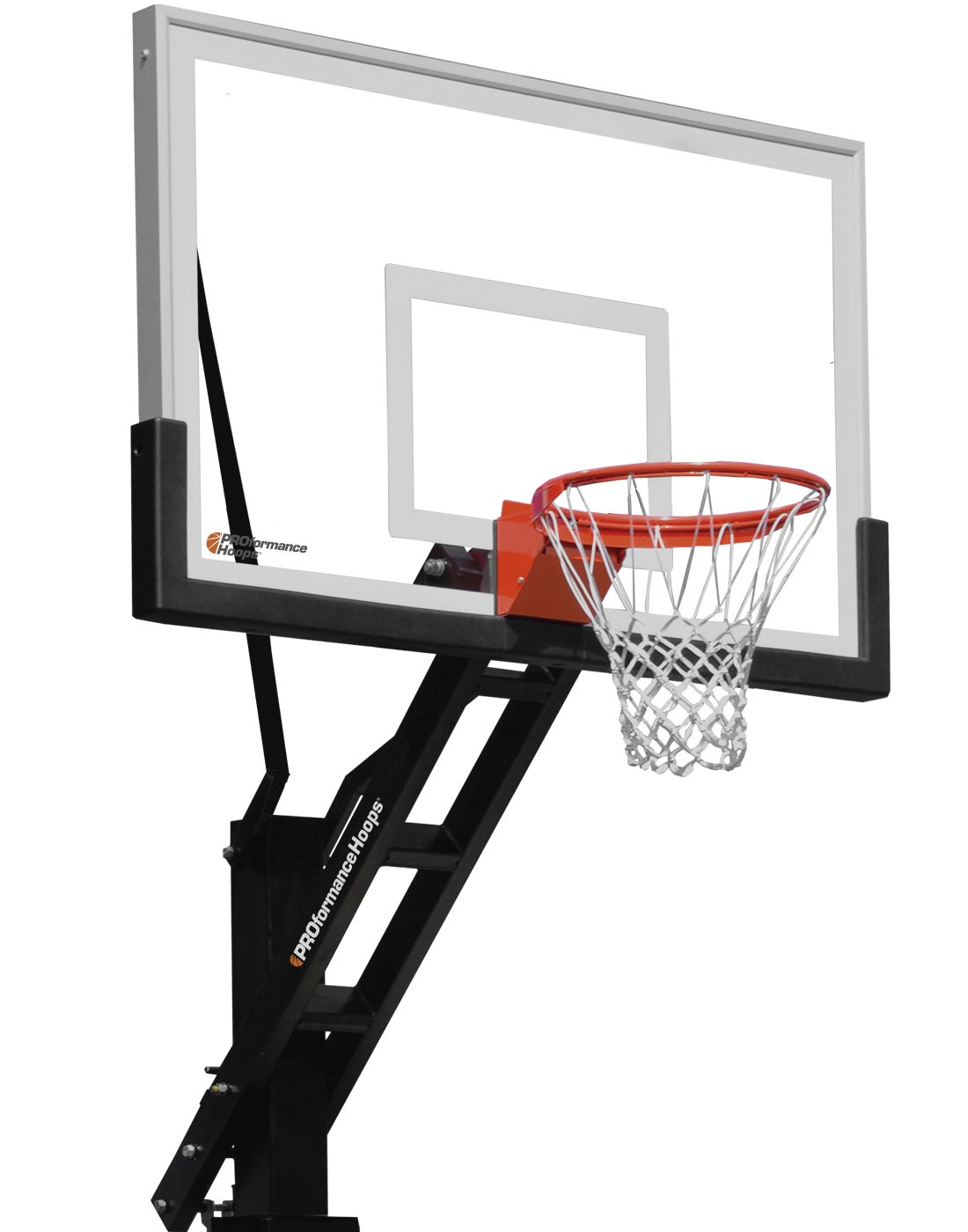Proview 174 672 In Ground Basketball Hoop With 72 Inch